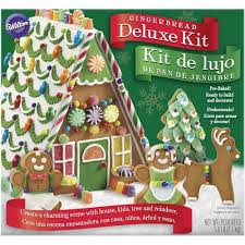 A Frame House Kit Deluxe A Frame Gingerbread House Kit