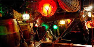 Tiki Home Decor Pirate Ship Decor From Inside One The Best Tiki Bars In America