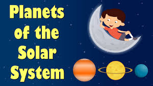 planets of the solar system videos for kids youtube