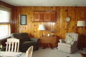 small living room decorating ideas hometone living room with knotty pine wood paneling granhouse pinterest