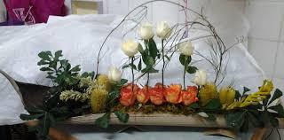 unique table flower arrangement long arrangements 530x420 clipgoo