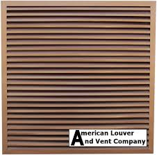 designer copper gable vents american louver and vent company