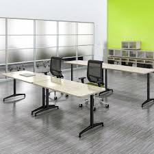 adjustable height training table mayline 30 x 60 cohere adjustable height training table pr3060