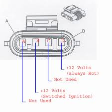 acdelco 4 wire alternator wiring diagram wiring diagram and