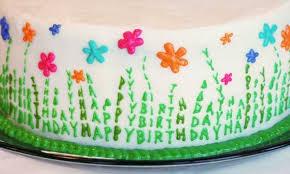 spring celebration cake baker