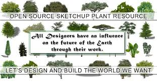 sketchup plant resource page click to visit http www