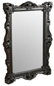 Cheap Mirrors 7 Best Black Glass Mirrors Images On Pinterest Black Glass