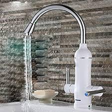 warmwasserboiler küche saejj schnelle aufheizung elektrische armatur küche wasserhahn