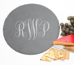 cheese board engraved slate cheese board 12 x 12 design 1