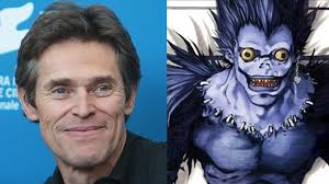 Death Note Halloween Costume Exclusive Willem Dafoe Voice Shinigami Netflix U0027s U0027death
