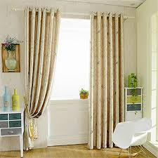 Gold Thermal Curtains Buy Ferand Grid Insulated Thermal Curtains Drapes Panels Pinch