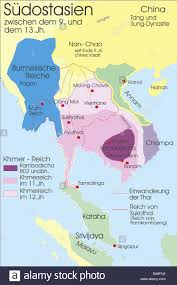 South East Asia Map by Carthography Historical Maps Modern Times South East Asia