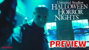 win free tickets to halloween horror nights freddy vs jason hd preview halloween horror nights 2016