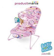 vibrating musical baby bouncer