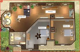 family homes plans outstanding the sims 3 house plans pictures best idea home