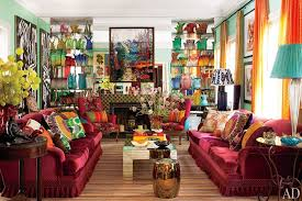 Federal Style Interior Decorating Sig Bergamin U0027s Vibrant Home In Brazil Architectural Digest
