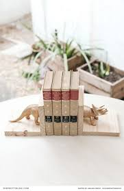 24 best diy bookends images on pinterest bookends diy and books