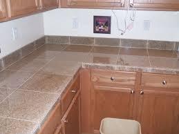 Countertop Tiles Tile Countertops Countertop 1 I Do Not Like This Edge I Think