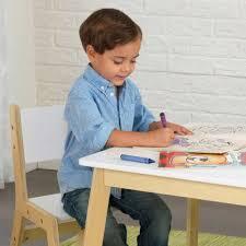 modern table u0026 2 chair set white