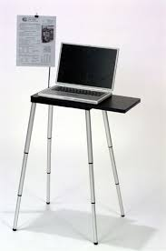tabletote compact laptop stand