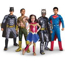 Walmart Halloween Costumes Toddler Batman Superman Dawn Justice Deluxe Superman Child