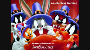 looney tunes happy thanksgiving happy holidays