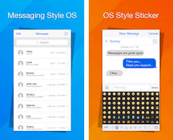 imessage apk imessage with style os 10 apk version 1 1