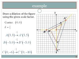 unit 7 lesson 8 7 dilations ppt video online download