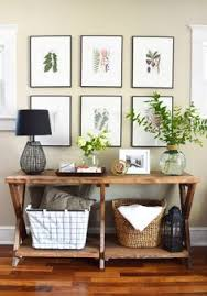 Functional Entryway Ideas Entry Way For An Area With No Closet Entry Way Ideas Pinterest