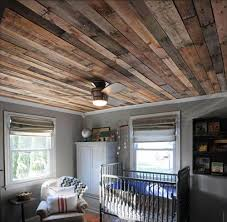 ideas for ceilings pallet ceiling ideas for your home pallets designs