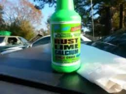 awesome all purpose cleaner awesome rust and lime all purpose cleaner demo review