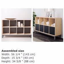 ikea nornas find more ikea nornas sideboard shelf for sale at up to 90