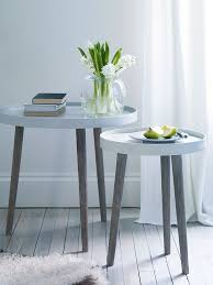 Small White Coffee Table Small White Side Table With Best 25 White Side Tables