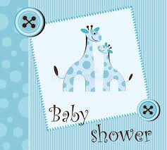 baby shower boy baby shower boy stock vector illustration of boys 23437770