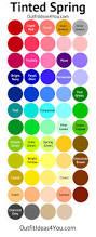 18 best seasonal color palettes images on pinterest color
