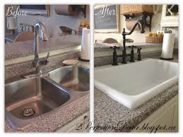 2perfection decor new farmhouse kitchen sink u0026 faucet