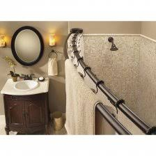 Shower Rod Meme - nifty attractive curved shower rod home depot 1