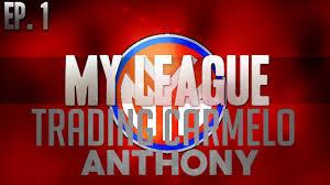 Seeking Ep 1 Nba 2k15 My League Mode Ep 1 New York Knicks Seeking