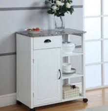 Kitchen Cabinet With Wheels by Kitchen Cabinets On Wheels Foter