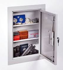 Built In Gun Cabinet Plans In Wall Gun Safe Cabinet Diy Mirror Walmart Stack On Hidden