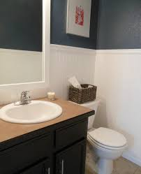 Half Bathroom Paint Ideas by Home Design White Salon Reception Desk Architects Septic Tanks
