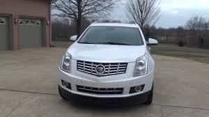 cadillac srx 4 2013 2013 cadillac srx 4 premium collection platinum white dvd nav used