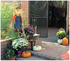Fall Porch Decorating Ideas Easy Diy Fall Porch Decor Ideas