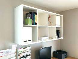 Wall Mounted Office Desk Modern Office Shelves Office Wall Mounted Shelving Enchanting