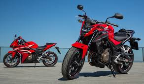 honda cbr series price 2017 honda cbr500r and cb500f in new colour pricing starts from