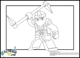 lego ninjago lloyd the green ninja coloring pages minister coloring
