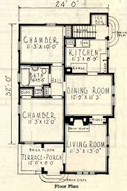 chicago bungalow floor plans revival sears modern homes