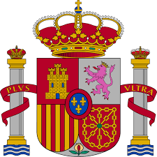 Spanish Empire Flag Coat Of Arms Of Kingdom Of Spain Eps Pdf Flags U0026arms U0026emblem Of