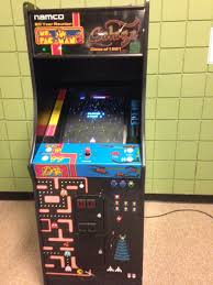 Ms Pacman Cabinet Pac Man Arcade Cabinet Usashare Us