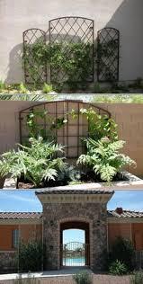 metal trellis evolution iron projects gardens garden